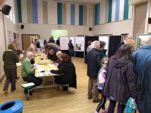 Silverstone Neighbourhood Plan Exhibition April 2019